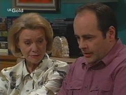 Helen Daniels, Philip Martin in Neighbours Episode 2494