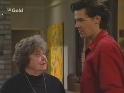 Marlene Kratz, Sam Kratz in Neighbours Episode 2495