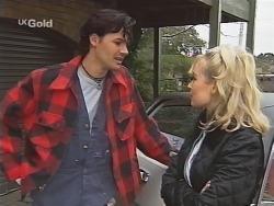 Sam Kratz, Annalise Hartman in Neighbours Episode 2495
