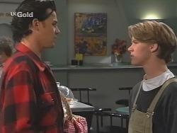 Sam Kratz, Billy Kennedy in Neighbours Episode 2495