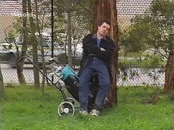 Karl Kennedy in Neighbours Episode 2495
