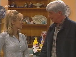 Annalise Hartman, Patrick Kratz in Neighbours Episode 2495