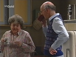 Marlene Kratz, Colin Taylor in Neighbours Episode 2496