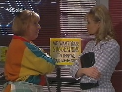 Angie Rebecchi, Annalise Hartman in Neighbours Episode 2496