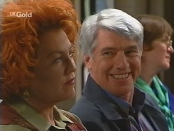 Cheryl Stark, Patrick Kratz in Neighbours Episode 2496