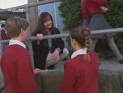 Lance Hails, Susan Kennedy, Hannah Martin in Neighbours Episode 2497