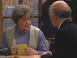 Marlene Kratz, Colin Taylor in Neighbours Episode 2497