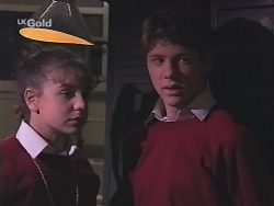 Hannah Martin, Lance Wilkinson in Neighbours Episode 2497