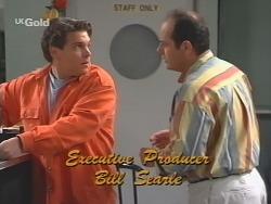 Mark Gottlieb, Philip Martin in Neighbours Episode 2498