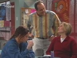 Cody Willis, Philip Martin, Jen Handley in Neighbours Episode 2498