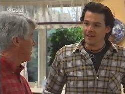 Patrick Kratz, Sam Kratz in Neighbours Episode 2498