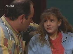 Philip Martin, Hannah Martin in Neighbours Episode 2498