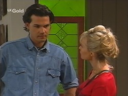 Sam Kratz, Annalise Hartman in Neighbours Episode 2499