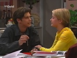 Malcolm Kennedy, Danni Stark in Neighbours Episode 2499