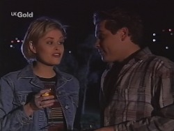 Joanna Hartman, Mark Gottlieb in Neighbours Episode 2499