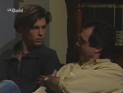 Malcolm Kennedy, Karl Kennedy in Neighbours Episode 2499