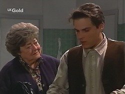 Marlene Kratz, Mark Gottlieb in Neighbours Episode 2499