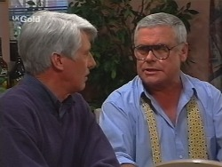 Patrick Kratz, Lou Carpenter in Neighbours Episode 2499