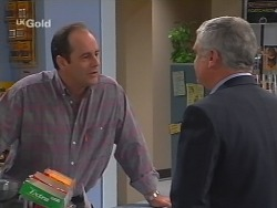 Philip Martin, Lou Carpenter in Neighbours Episode 2499