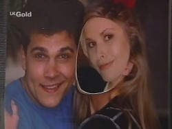 Mark Gottlieb, Joanna Hartman in Neighbours Episode 2499