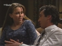 Libby Kennedy, Karl Kennedy in Neighbours Episode 2500