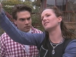 Mark Gottlieb, Cody Willis in Neighbours Episode 2500