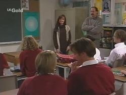 Danni Stark, Susan Kennedy, Malcolm Kennedy, Alan McKenna in Neighbours Episode 2501