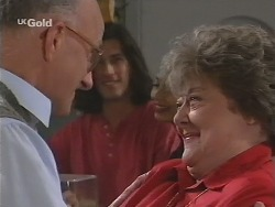 Colin Taylor, Marlene Kratz in Neighbours Episode 2501