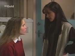 Libby Kennedy, Susan Kennedy in Neighbours Episode 2501