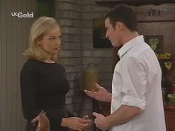 Annalise Hartman, Stonie Rebecchi in Neighbours Episode 2501