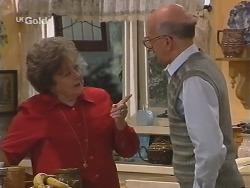 Marlene Kratz, Colin Taylor in Neighbours Episode 2501