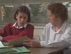 Troy Blocker, Brendan Walsh in Neighbours Episode 2501