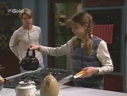 Billy Kennedy, Hannah Martin in Neighbours Episode 2502