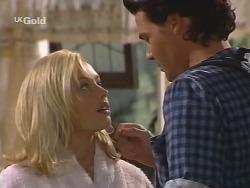 Annalise Hartman, Sam Kratz in Neighbours Episode 2502