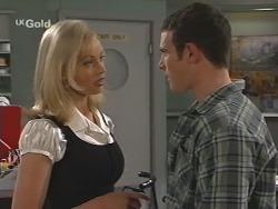 Annalise Hartman, Stonie Rebecchi in Neighbours Episode 2502