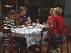 Hannah Martin, Lance Wilkinson, Helen Daniels, Jen Handley in Neighbours Episode 2502