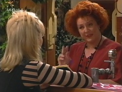Annalise Hartman, Cheryl Stark in Neighbours Episode 2503
