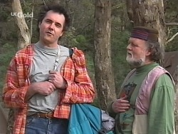 Karl Kennedy, Running Rivers in Neighbours Episode 2503
