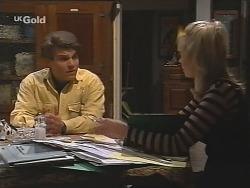 Mark Gottlieb, Annalise Hartman in Neighbours Episode 2504