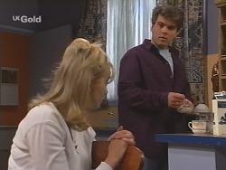 Annalise Hartman, Mark Gottlieb in Neighbours Episode 2504