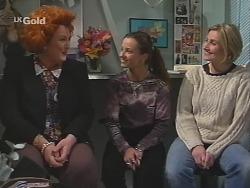 Cheryl Stark, Cody Willis, Jen Handley in Neighbours Episode 2504