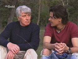 Patrick Kratz, Sam Kratz in Neighbours Episode 2504