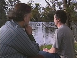Running Rivers, Karl Kennedy in Neighbours Episode 2504