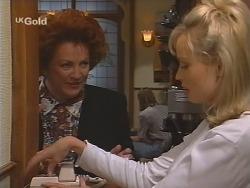 Cheryl Stark, Annalise Hartman in Neighbours Episode 2504
