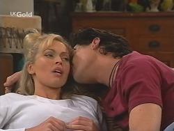 Annalise Hartman, Sam Kratz in Neighbours Episode 2504