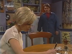 Joanna Hartman, Mark Gottlieb in Neighbours Episode 2505