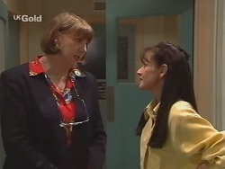 Anne Teschendorff, Susan Kennedy in Neighbours Episode 2505