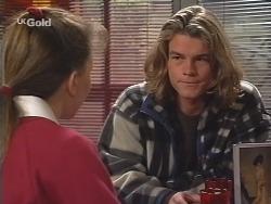 Libby Kennedy, Sonny Hammond in Neighbours Episode 2506
