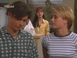 Malcolm Kennedy, Susan Kennedy, Danni Stark in Neighbours Episode 2506