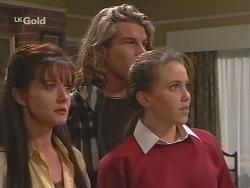 Susan Kennedy, Sonny Hammond, Libby Kennedy in Neighbours Episode 2506